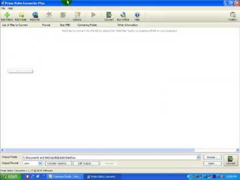 Convert MOV file to ANY(WMI,AVI,MP4,MP3)FREE