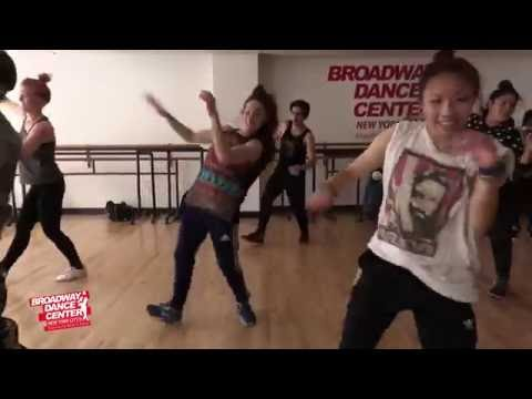Beginner HOUSE Class with Ephrat Asherie | BROADWAY DANCE CENTER #bdcnyc