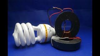 Video Light bulbs 220 V , Using two Magnets  Free energy generator -  Science at home MP3, 3GP, MP4, WEBM, AVI, FLV November 2018