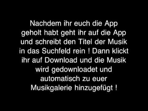 Musik KOSTENLOS Auf Handy Laden !