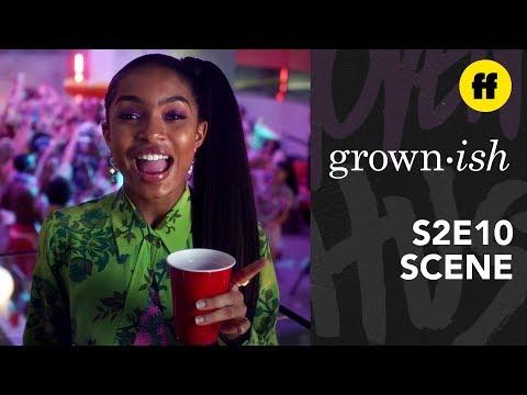 grown-ish Season 2, Episode 10 | Go Hard, Then Go Home | Freeform