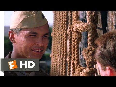 Windtalkers (3/10) Movie CLIP - Yahzee Meets Ender (2002) HD