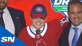 Montreal Canadiens Select Cole Caufield 15th Overall In 2019 NHL Draft by Sportsnet Canada