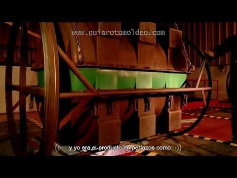 rotomoldeo - http://www.guiarotomoldeo.com En este video te muestro una empresa de rotomoldeo localizada en Irlanda, llamada Sturdy Products. Una de las principales espec...