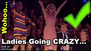 Video Top 10 *UNEXPECTED & SHOCKING* MOMENTS  For SURPRISED Judges on America and Britain's Got Talent! MP3, 3GP, MP4, WEBM, AVI, FLV Desember 2018