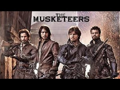 The Musketeers S1 E1