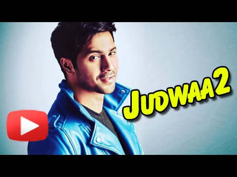 FIRST LOOK - Varun Dhawan In Judwaa 2