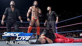 Nonton Wwe Smackdown Live Full Episode  3 October 2017 Film Subtitle Indonesia Streaming Movie Download