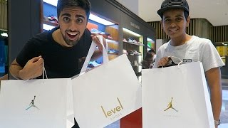 SHOPPING with DUBAI'S RICHEST KID !!!