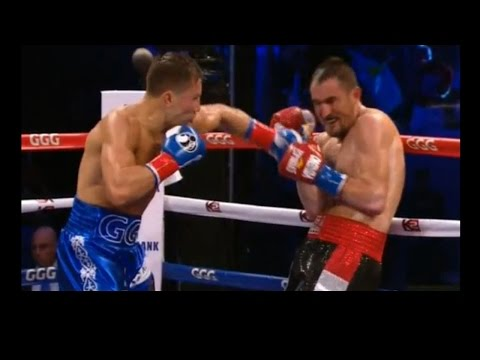 Ko - http://www.thekoncretejungle.com/ FACEBOOK: http://on.fb.me/gHZDZr TWITTER: http://bit.ly/f0Ppgq Gennady Golovkin vs Marco Antonio Rubio, KO in 2 rounds, wants Cotto next or Julio Cesar Chavez.