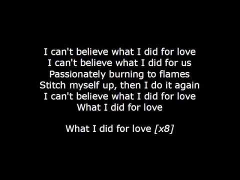 David Guetta ft Emeli Sandè What i did love Lyrics.mp4