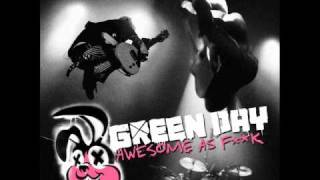 Green Day - AWESOME AS FUCK - Christie Road [Bonus TraCk] (Live, Hartford/Connecticut) [HQ]