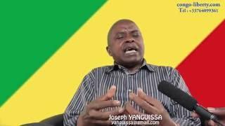 L'Abbé Yanguissa dit NON au dialogue avec Sassou-NGuesso