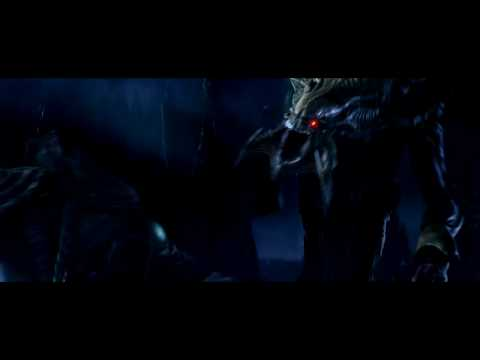 Blizzard press tour - StarCraft II: Zeratul vs Kerrigan - Cinematic Video Film z Blizzard Press Tour - lipiec 2009.