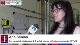 CONSUMOS ENERGÉTICOS... conhecer e melhorar as práticas da ESTeSL