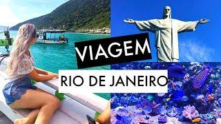 E quem me acompanha no insta viu que tirei umas mini férias e curti muito no Rio de Janeiro, não mostrei mais no instagram porque estava gravando VLOG e ...