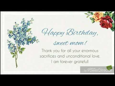 Mommy Tots 60th birthday greetings