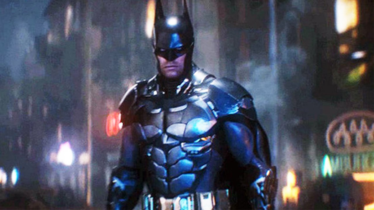 BATMAN ARKHAM KNIGHT – Official TV Commercial #VideoJuegos #Consolas