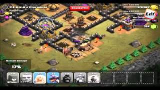 Clash Of Clans - Pekka Oyun Evi 3 Yıldız Alma