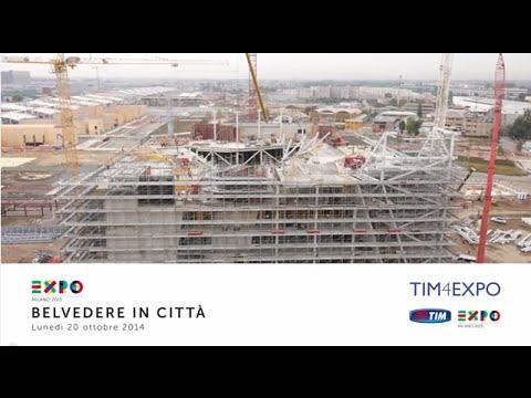 Expo Milano 2015: Belvedere in città 20/10/2014