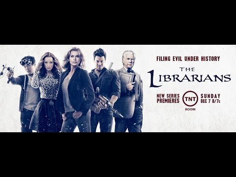 """The Librarians season 1 episode 5 """"and The Apple Of Discord"""" review"""