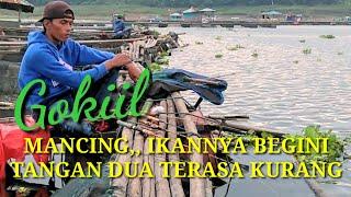 Video #RAME STRIKE,MANCING IKAN BEGINI,DUA TANGAN KURANG/Strike Fish Fishing keeps Two hands Feeling Less. MP3, 3GP, MP4, WEBM, AVI, FLV Januari 2019