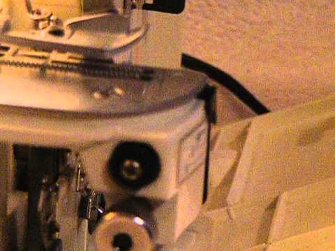 Toyota Overlock 3&4 Thread Serger Sewing Machine model 6600 for sale on ebay 3-26-2014