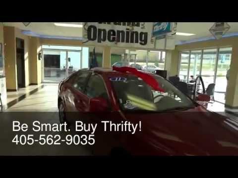 2011 Toyota Camry LE Thrifty Car Sales Used Car Video presentation Oklahoma City, OK 73116