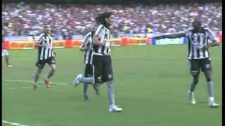 Flamengo 1 x 2 Botafogo 18/04/2010 Gols Flamengo: Vagner Love, aos 44min do primeiro tempo Botafogo: Herrera, aos 21min...