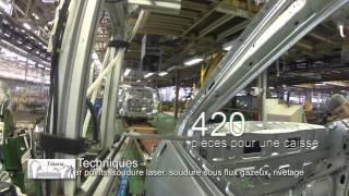 Cuincy France  city photo : L'usine Renault de Douai en quelques chiffres