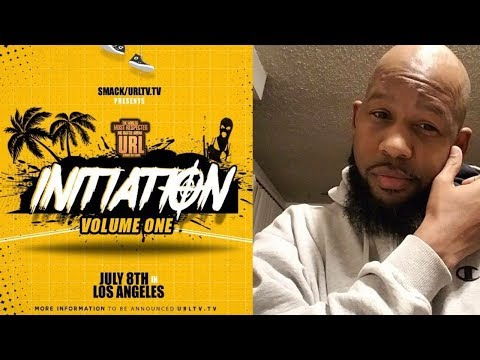 URLTV's INITIATION VOLUME 1: Mic Phenom DBRR Blog