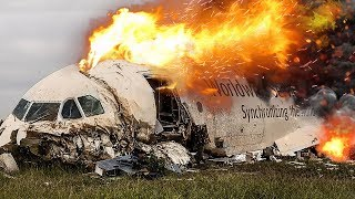 No One Has Ever Left This Aircraft | Fatal Landing | The UPS 1354 Disaster | 4K