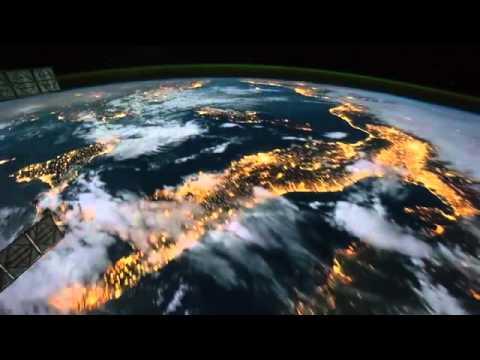 Nu   Earth video by NASA, edited by Michael König   YouTube 360p (видео)