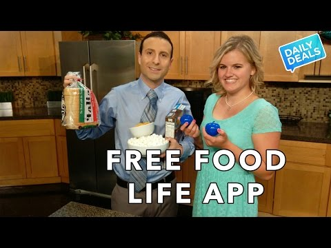 Free Food Expiration Dates App For Accuracy - The Deal Guy