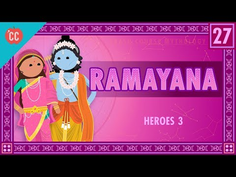 Video Rama and the Ramayana: Crash Course World Mythology #27 download in MP3, 3GP, MP4, WEBM, AVI, FLV January 2017
