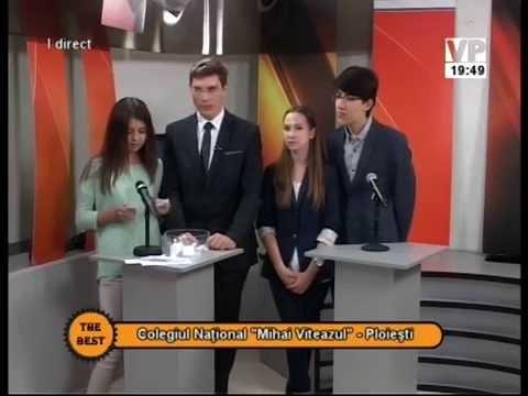 Preselecții The Best – 10 octombrie 2014 (III) – Colegiul Național Mihai Viteazul Ploiești