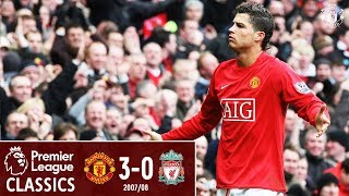Video Ronaldo stars as United beat 10-man Liverpool | Manchester United 3-0 Liverpool (2008) | Classics MP3, 3GP, MP4, WEBM, AVI, FLV April 2019