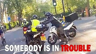 Video EXTREMELY STUPID & ANGRY PEOPLE vs BIKER | BEST OF UK RAGE |  Premises187 MP3, 3GP, MP4, WEBM, AVI, FLV Desember 2018