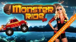 Monster Ride videosu