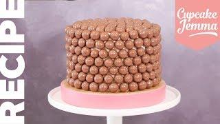 Make this Amazing MALTESER CAKE right now! | Cupcake Jemma by Cupcake Jemma