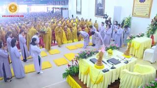 Video Ngắn Lễ Vía Đức Phật A Di Đà tại Tịnh Thất Quan Âm ngày 08/12/2019