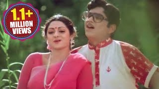 Sree Ranga Neethulu Songs - Panchami Poota Manchidhani - A.N.R, Sridevi - HD