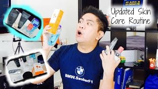 Previous Video : https://www.youtube.com/watch?v=80izrS5kQlwHey Guys! Let me show you my current Skin Care Routine for Acne Prone and Oily Skin.Products mentioned:Clinique Skin Supplies for Men - http://www.clinique-me.com/mensBioderma Sensibio H2O - http://www.bioderma.com/en/our-products/sensibio/h2oClean & Clear Deep Cleansing Lotion - http://www.cleanandcleararabia.com/Forest Essentials - http://www.forestessentialsindia.com/Revitol Scar Cream - http://www.revitol.com/BioGenesis Dermaroller - http://www.dnsroller.com/Kiehl's Micro-Blur Skin Perfector - http://www.en.kiehls-me.com/Kojie San Soap - http://www.kojiesan.com/Dr. Alvin's Rejuvenating SetThank you for watching!This Channel is all about my mixed ideas. Vlogs. Lifestyle. Skin Care. Hauls. Travel. Food. Product Review. DIY. Demo. Etc.Come and join me to the evolution of my Mixed Ideas! Please SUBSCRIBE & Follow Me :)JoeMixed Blog Site : http://joemixed.wordpress.com/JoeMixed Facebook Page : https://www.facebook.com/joemixedJoeMixed Instagram : http://instagram.com/joemixedFor business inquiries : joemixed01@gmail.com