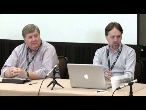 Mobile Device - Join five Wireless Field Day delegates at Aruba Airheads Conference 2013 as they discuss the future of mobile device management (MDM). This roundtable discus...
