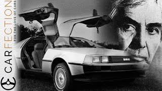 DeLorean: The Man, The Car, The People - Carfection by Carfection