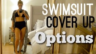 Swimsuits + Cover Ups for Thick Girls- CHRISSPY by Chrisspy
