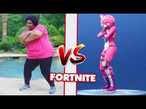 Video MOM VS DAD FORTNITE DANCE CHALLENGE! All The Dances! download in MP3, 3GP, MP4, WEBM, AVI, FLV January 2017