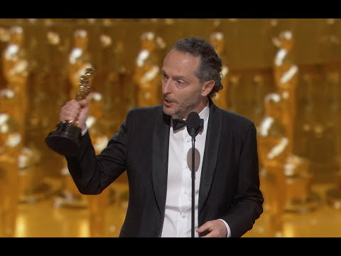 """The Revenant"" movie winning Best Cinematography"