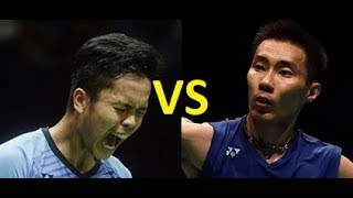 Download Video LEE CHONG WEI VS ANTHONY SINISUKA GINTING - HIGHLIGHTS MP3 3GP MP4