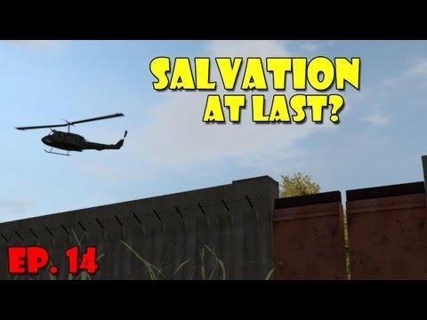 Salvation at last? - Arma 2: DayZ Mod - Ep. 14